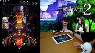 ミストウォーカー最新作RPG、テラバトル2を安元洋貴さんにやってもらい...