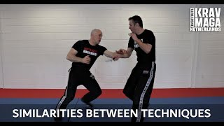 Krav Maga Technique of the Week: Similarities Between Techniques, with Heath Leavitt