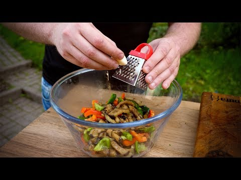 Топ-3: Топовые закуски к шашлыкам