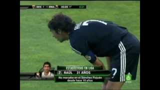 Raul hat-trick al Sevilla - Manolo Lama (Cadena Ser)