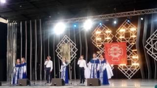 Песня Жить поет ансамбль Многоголосье