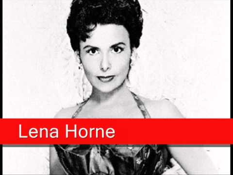 Lena Horne: Mad About the Boy