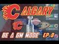 DIVISIONAL ROUND - NHL 16 Calgary GM Mode - Episode 9 - (Season 2)