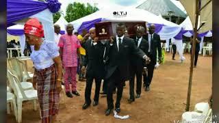 LTJ Funerals International - The Funeral of Mr Kingsley Chukwuemeka Nzekwe (1935-2018)