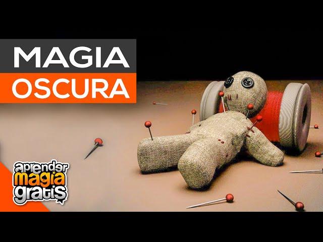 MAGIA OSCURA, truco de VUDU   Aprender magia gratis