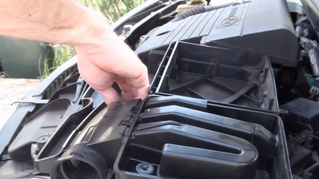 Watch on cabin air filter location 2015 f150