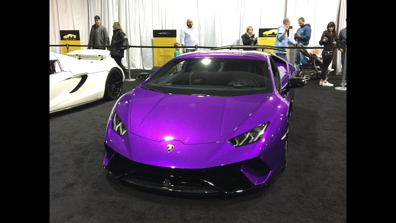 Pittsburgh International Auto Show YouTube - Pittsburgh international car show