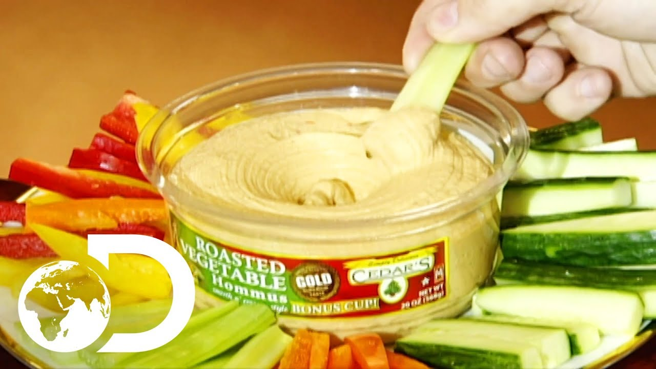 HUMMUS | How It's Made