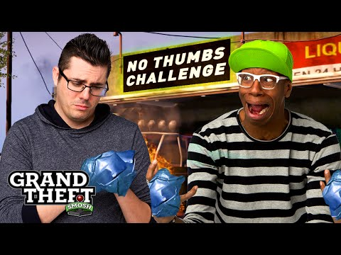 NO THUMBS GRAND THEFT AUTO 5 (Grand Theft Smosh)