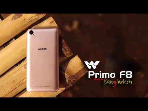 Walton Primo F8 Review!  Made In Bangladesh!