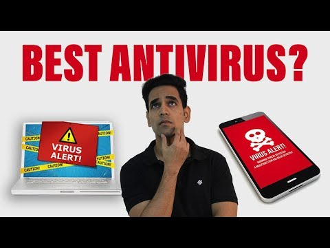 Secure Your Android Phone & PC Now | Best Antivirus App For Android & PC 2020