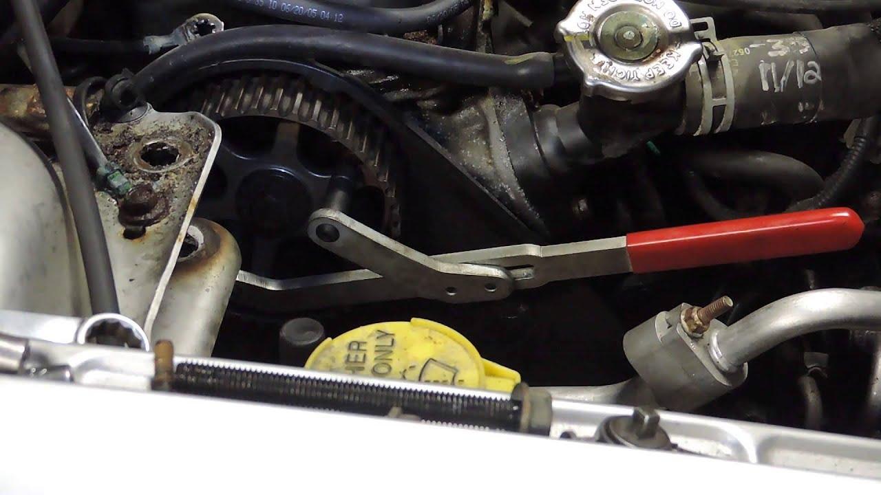neon timing belt replacement [ 1920 x 1080 Pixel ]