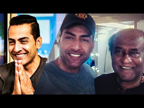"""Rajini is God! Ajith & Vijay are...."" - 2.O Villain Sudhanshu Pandey"