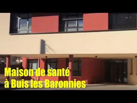 Maison de santé BUIS LES BARONNIES