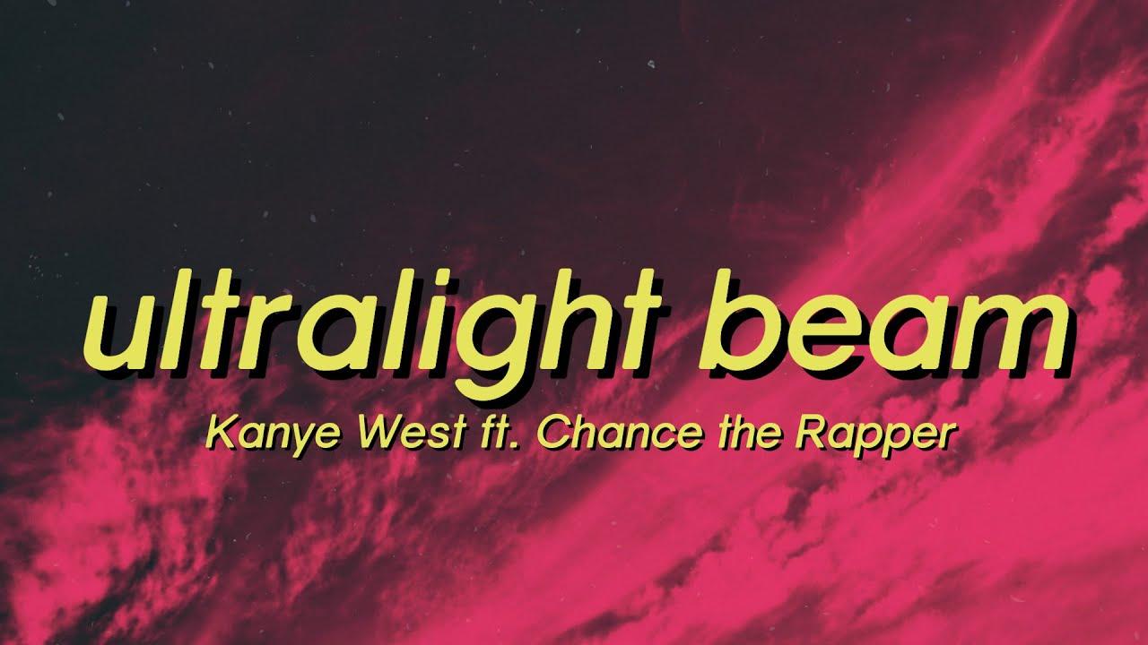 Kanye West - Ultralight Beam ft. Chance the Rapper (Lyrics) this is my part nobody else speak tiktok