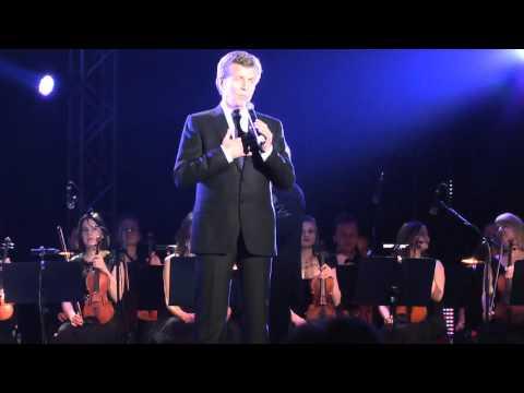 Видео, Ярослав Евдокимов на юбилее Аркадия Хоралова гцкз Россия Лужники