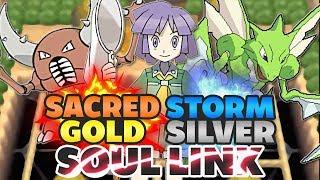 Pokémon Storm Silver Soullink #9 KÄFER ARENALEITER KAI!