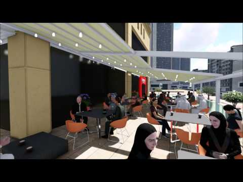 Vapiano Cafe Doha/Qatar