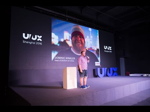 From User Experience to Design Thinking inside a Big Corporation - Dominic Winkler | UIUX Conf 2016