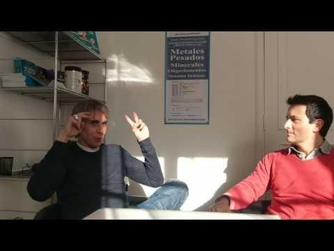 Entrevista con Sergi Recasens