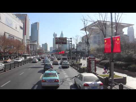 Traveller: China, Shanghai, city tour