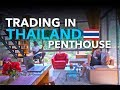 A Typical Weekend Day In Thailand  Bangkok Forex Trading Vlog