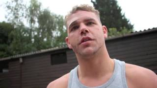 BILLY JOE SAUNDERS ON WHY FELLOW GYPSY WARRIOR TYSON FURY WILL BECOME NEW HEAVYWEIGHT CHAMPION