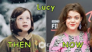 The Chronicles of Narnia All Casts Then and Now (Real Name & A…