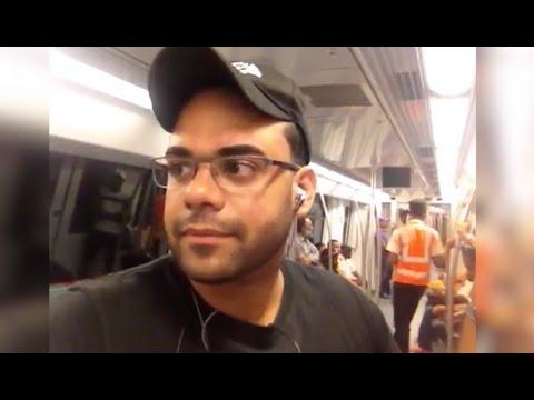 LA VIDA DE JULIO: El metro de Santo Domingo es mejor que el de NY