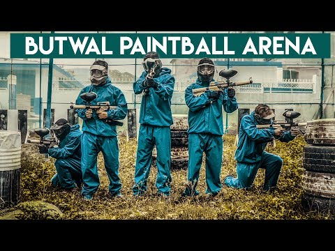 Butwal Paintball Arena - PROMO