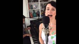 Danielle Hope / Michael J Moritz Jr - Somewhere Over The Rainbow - Live from Periscope!
