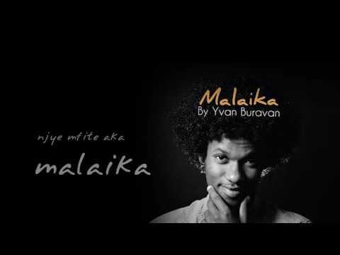 Malaika by Yvan Buravan(official lyric video)