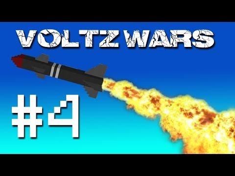 Minecraft Voltz Wars - Finbar is Pure EVIL! #4