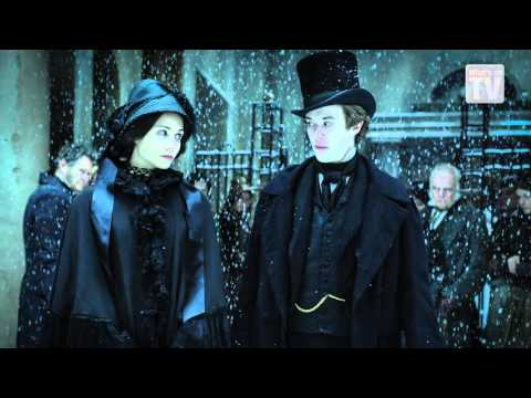 Stars Tuppence Middleton and Sophie Rundle say Dickens would have loved Dickensian
