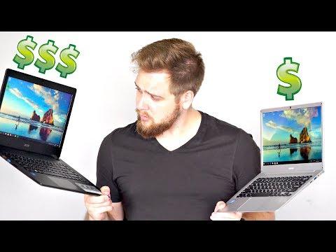 Два самых дешевых ноутбука! Какой лучше?
