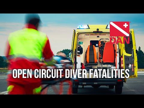 RF3.0 - Open Circuit Diver Fatalities