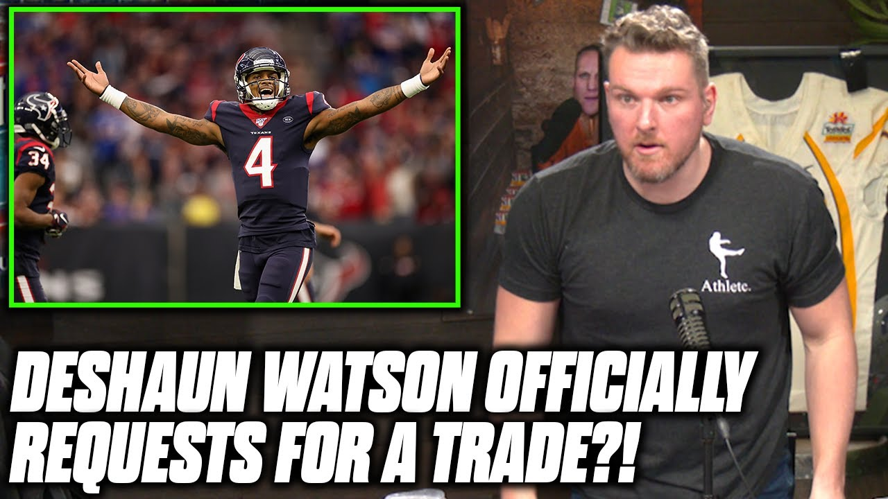 There's really only one place for Deshaun Watson to get traded to