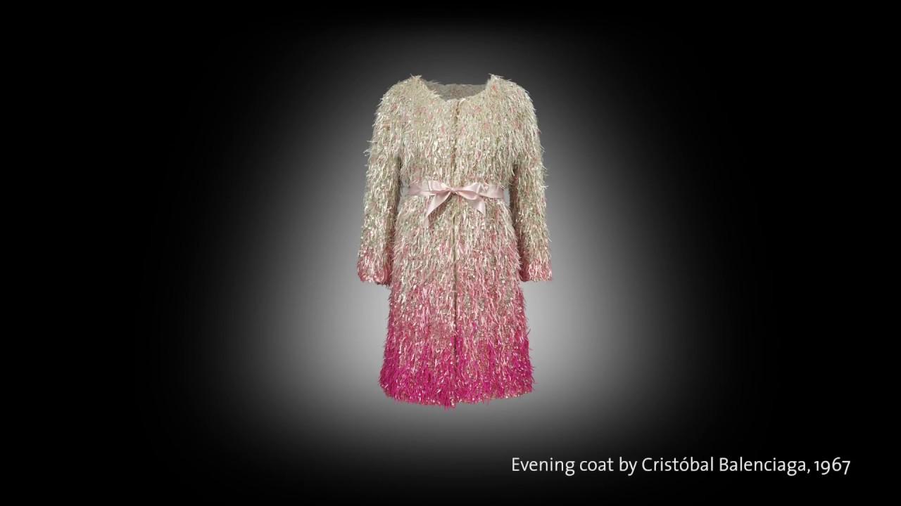 322554e5e42f Shaping Fashion  Balenciaga s legacy - YouTube