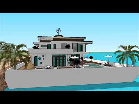 Luxury Yacht Legend HOUSEBOATS MIAMI YACHT SHOW 2018  LUXURY YACHTS  SUPER YACHTS  MEGA YACHTS FLORI