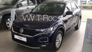 VW T Roc Style 1 5 TSI
