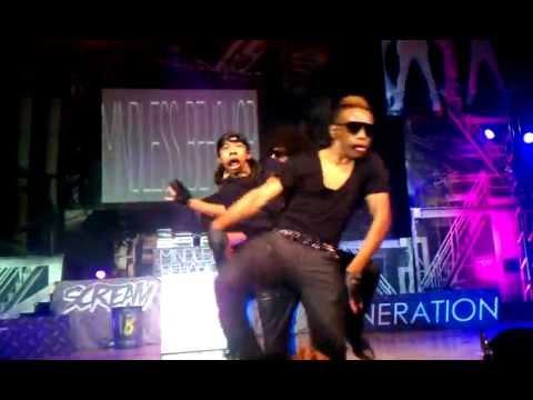 Scream Tour 2012 Charleston , SC