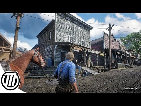 Red Dead Redemption 2: Free Roam! Open-World Gameplay Live S
