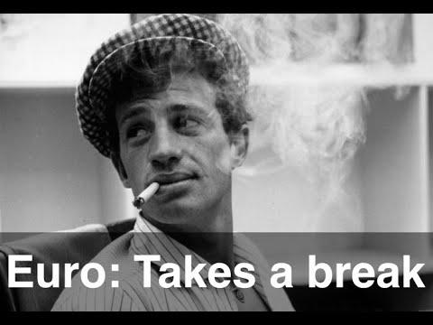 Euro Takes a Break 27Aug14
