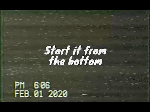 Start it From the Bottom #1 THE WEEKND