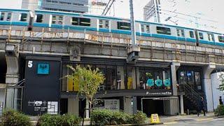 秋葉原駅と御徒町駅を結ぶ線路の高架下にホテル「UNDER RAILWAY HOTEL AKIHABARA」が開業した。高架下という限られた空間を有効活用したデザインが特徴...
