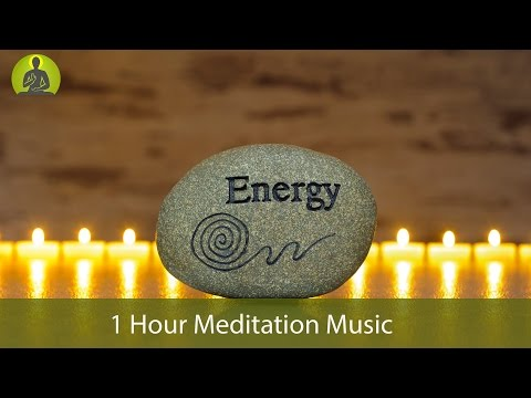 Meditation Music for Positive Energy, Remove Negative Thoughts, Relax Mind Body, Inner Peace