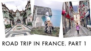 ROAD TRIP IN FRANCE PART 1   ПОЕЗДКА ВО ФРАНЦИЮ ЧАСТЬ 1(Привет, ребята! К сожалению, в каждом отеле во Франции были проблемы с интернетом, поэтому выкладывать видео..., 2016-12-21T16:36:13.000Z)