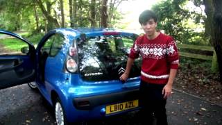 2009 Citroen C1 Videos