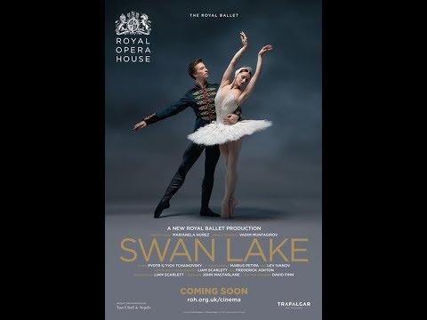 ROYAL OPERA HOUSE: SWAN LAKE (στις 06/07) - TRAILER