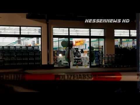Tödlicher Überfall auf LOGO-Getränke Markt in Alsfeld 15.03.2012